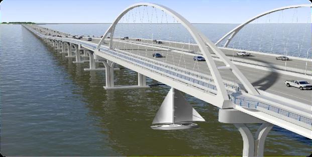 Pensacola Bay Bridge | 3 Mile Bridge | Employment Opportunities